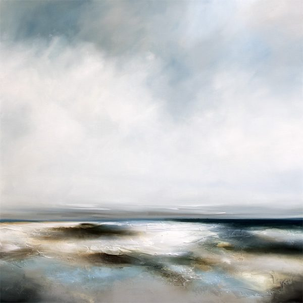 Autumns Hope Seascape and Landscape Painting