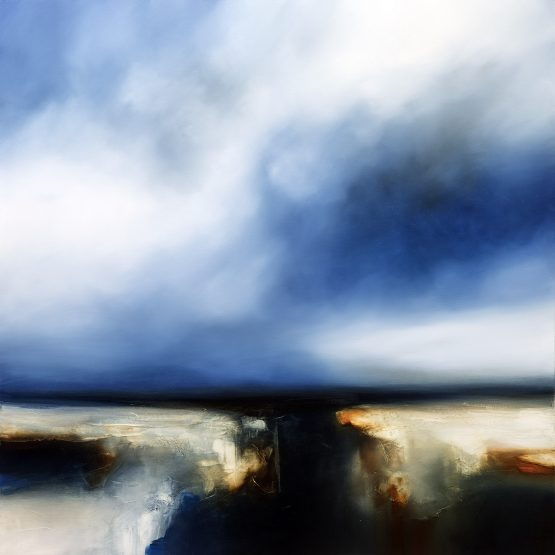 Beyond the Deep Seascape and Landscape Painting