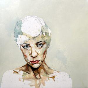 Breathless Portrait Painting