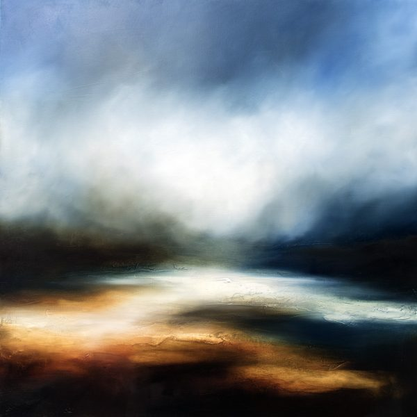 Burn My Tomorrows Seascape and Landscape Painting