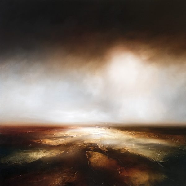 Descend into the Now Seascape and Landscape Painting