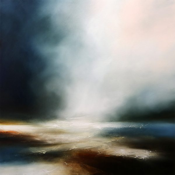 Descended from Myth Seascape and Landscape Painting