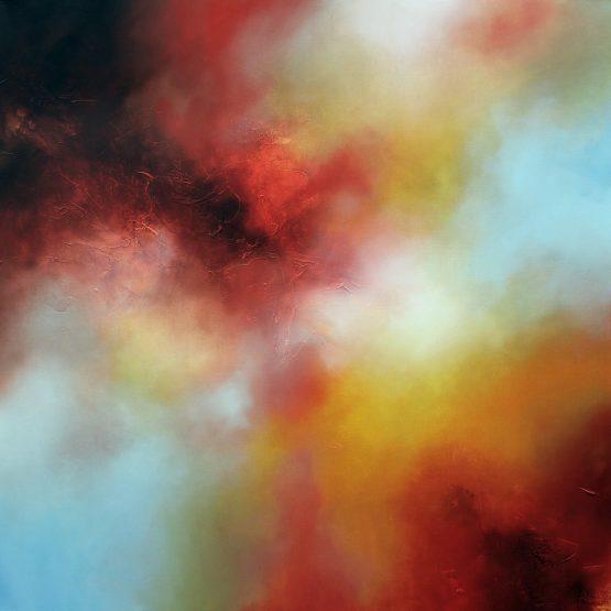 Dreams of Tomorrow 1 Abstract Painting