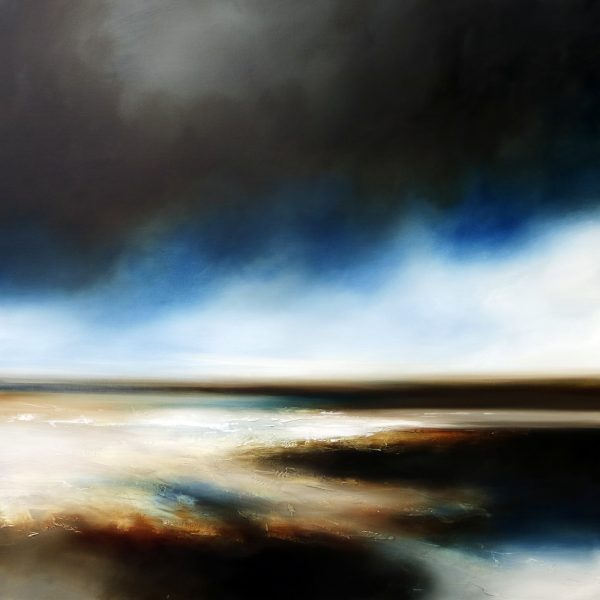 Ebb and Flow Seascape and Landscape Painting