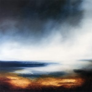 Echoes of the Ocean Seascape and Landscape Painting