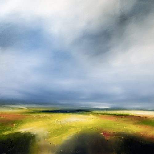 Edge of the Wilderness Seascape and Landscape Painting