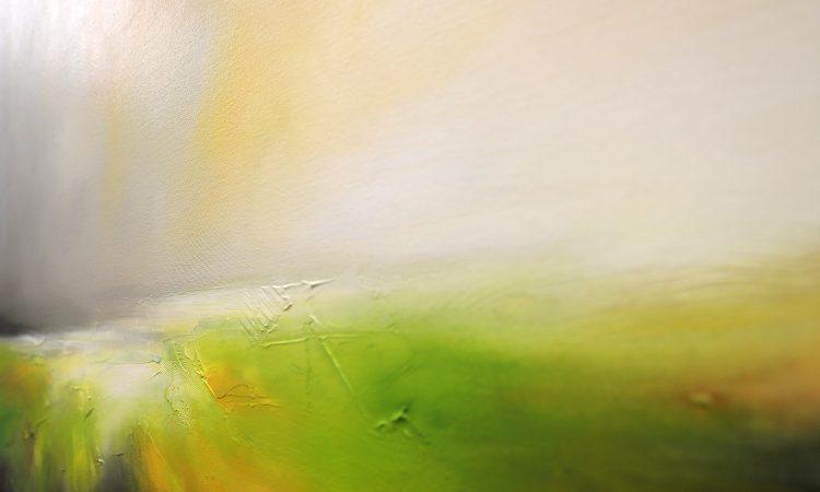 Horizon Falls Seascape and Landscape Painting