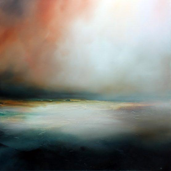 Horizons Rest Seascape and Landscape Painting