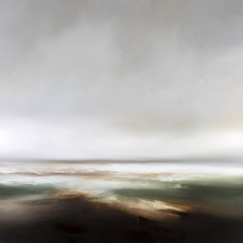 Land of the Lost Seascape and Landscape Painting