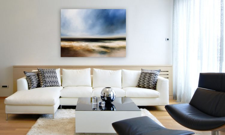 Live Beyond the Sea Seascape and Landscape Painting