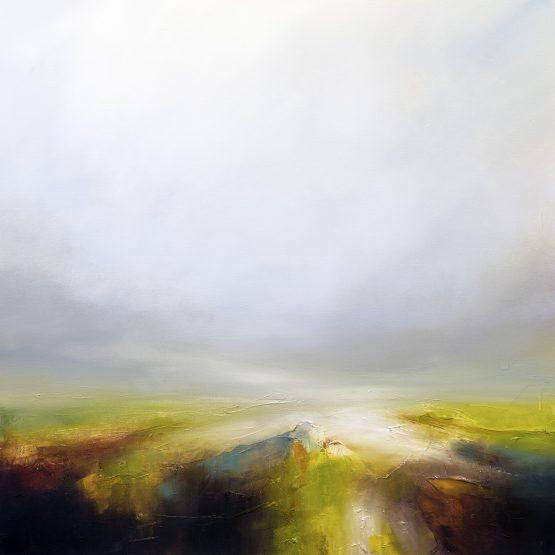 Lowlands Seascape and Landscape Painting