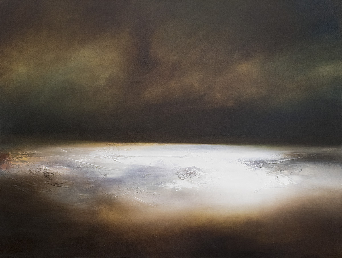 Of This World 1 Seascape and Landscape Painting