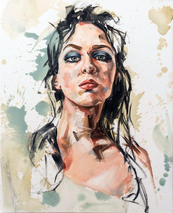 Patience Portrait Painting