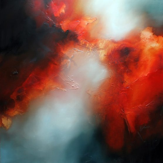 Prophecy Abstract Painting