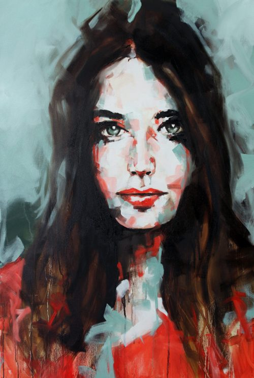 Reasons Portrait Painting