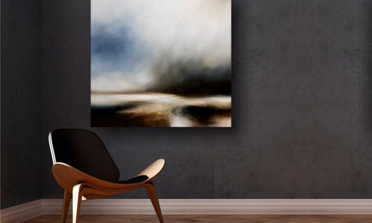 Seasons Drift Seascape and Landscape Painting