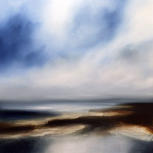 Shadow Lands Seascape and Landscape Painting