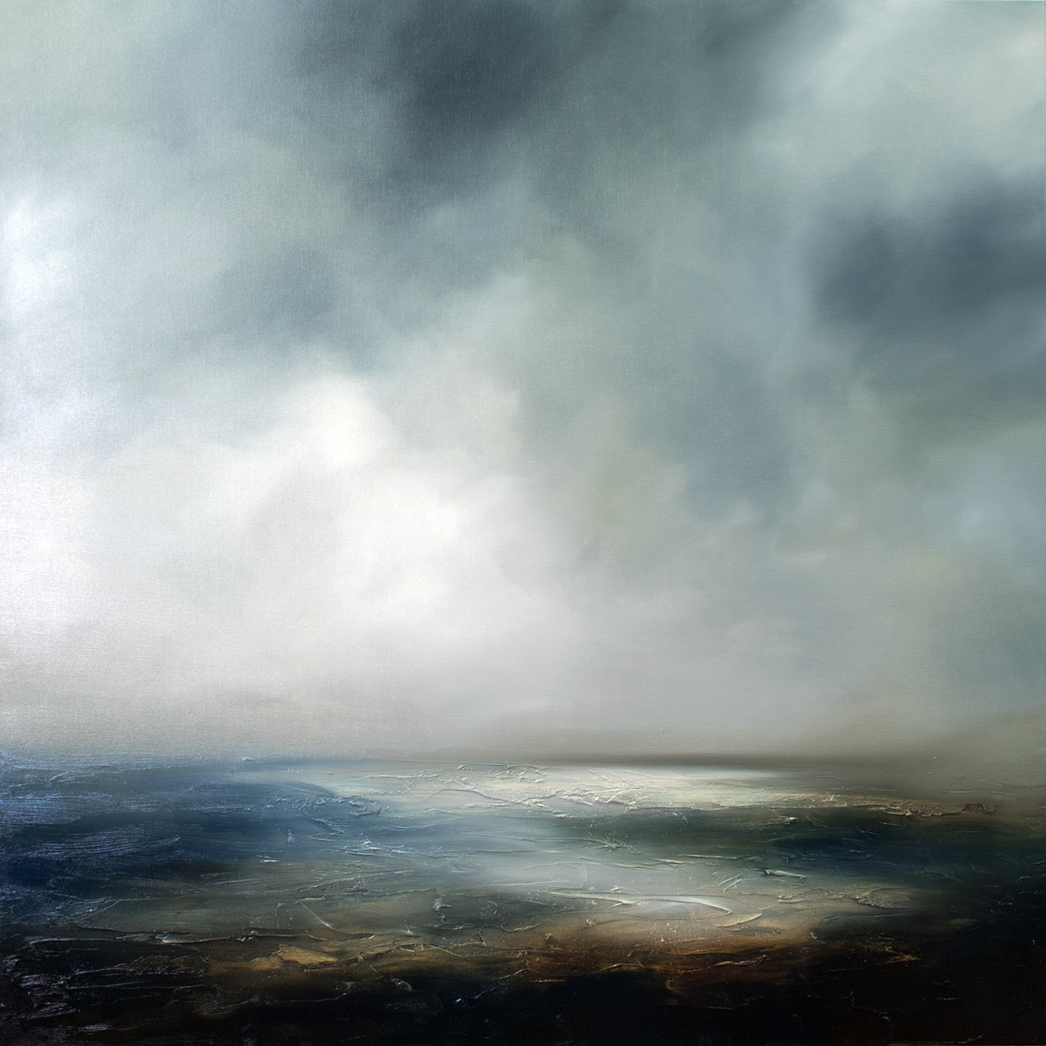 The Call of the Wild Seascape and Landscape Painting
