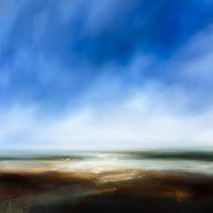 The Guiding Light Seascape and Landscape Painting