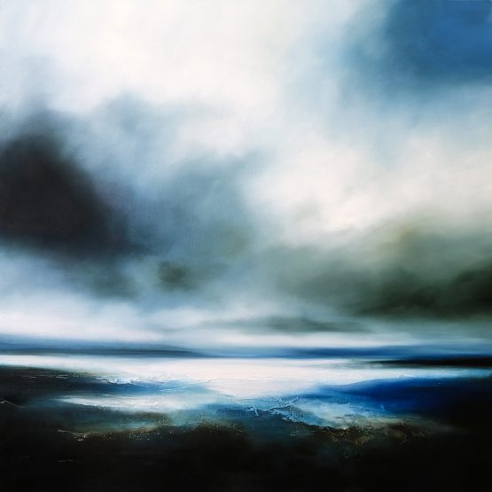 The Last Call Seascape and Landscape Painting