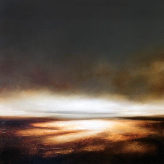 The Secret Dawn Seascape and Landscape Painting