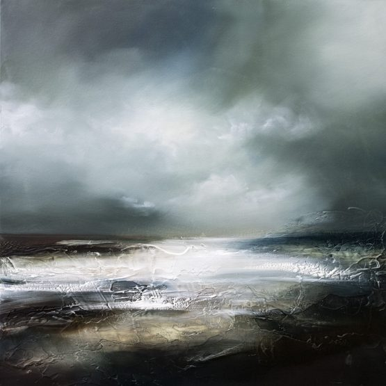 Tomorrow Never Knows 2 Seascape and Landscape Painting