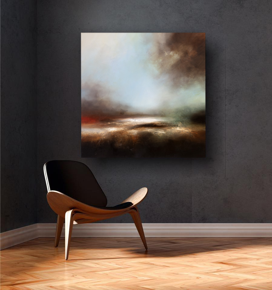 Timeless Wilds Seascape Painting