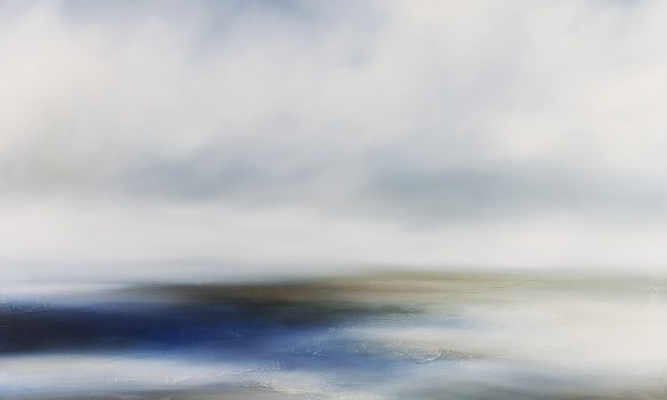 After the Tides Turn - Seascape Painting