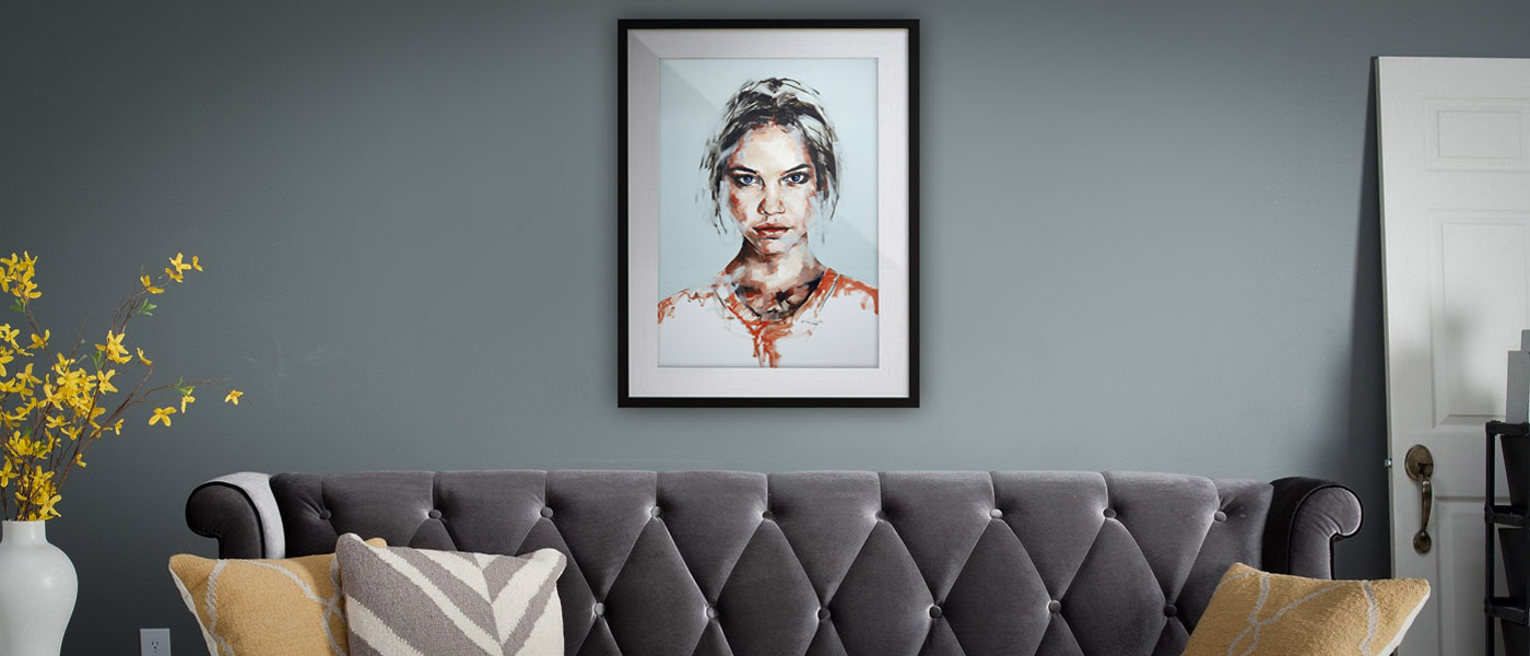 Limited Edition Portrait Prints